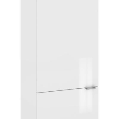 Połysk -  szafka zabudowa lodówki ZL6