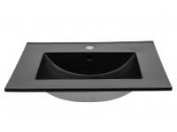 Lava Black 80 - umywalka
